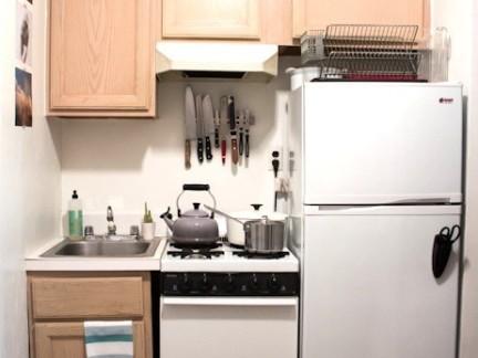超小厨房设计效果图