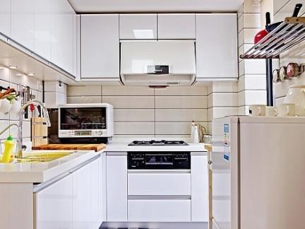 2017家庭小厨房装修效果图 房天下装修效果图