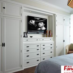 简欧风格卧室组合柜图片图片