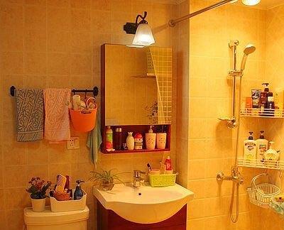 简易卫生间镜前灯图片