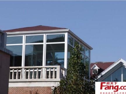 别墅楼顶阳光房设计效果图图片