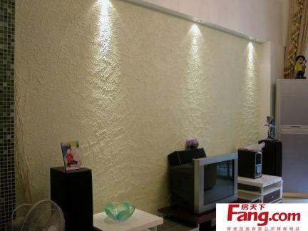 兰舍硅藻泥背景墙图片