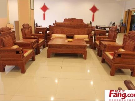 客厅红木沙发图片大全