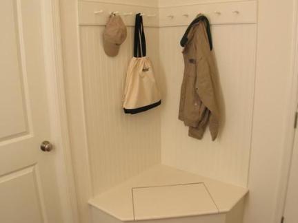 家庭进门玄关鞋柜装修效果图大全2013