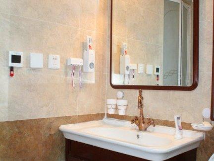 家庭洗手间装修图片2019-房天下家居装修网