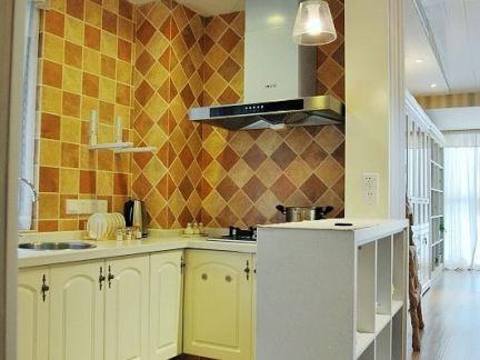 超小厨房效果图欣赏