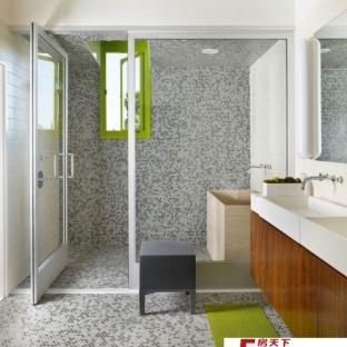 浴室玻璃门图片大全