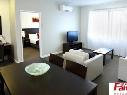50平米一居室小户型装修图