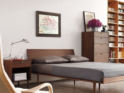 小卧室简单装修效果图 简约现代风格装修