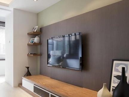 小户型室内电视墙装修设计