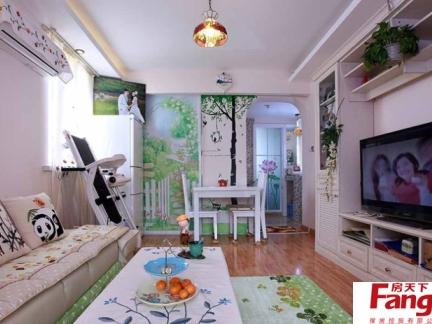超小户型室内装修设计效果图
