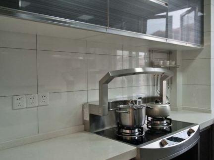 现代厨房烤漆橱柜效果图大全