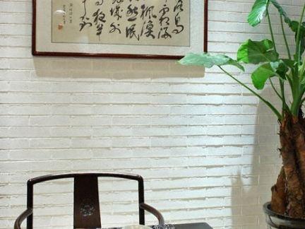 中式家居背景墙挂画图片欣赏
