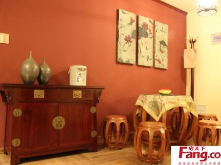 家装古典中式实木家具图片图片