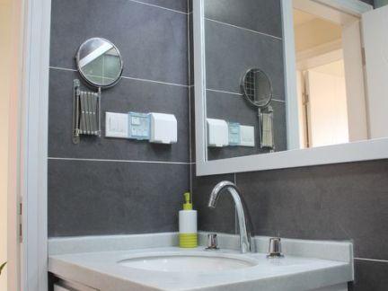 卫生间洗脸盆柜组合图片