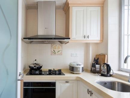 2017全国小厨房装修效果图 房天下装修效果图