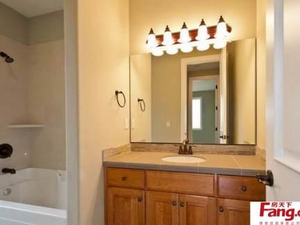 卫生间led镜前灯效果图