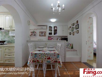 小型餐厅吊顶装修效果图图片