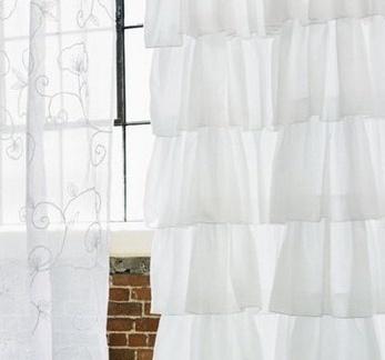 2017新款窗帘图片 房天下装修效果图