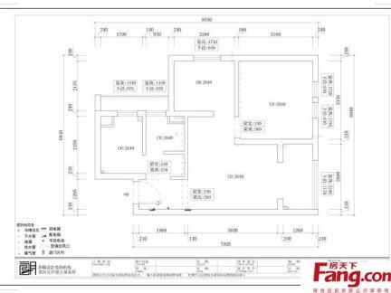 50平米小户型设计平面图