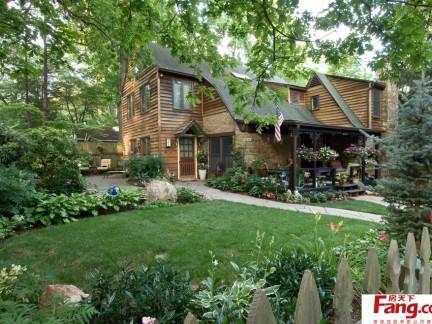 农村木结构房屋图片图片