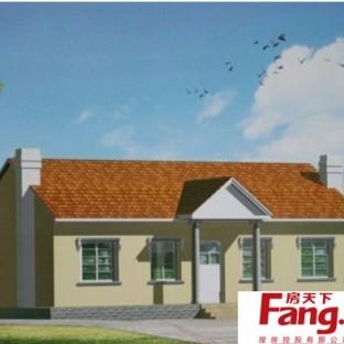 农村自建平房设计图 (312x312)-农村一层平房设计 效果