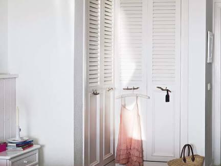 7北欧风格卧室衣柜效果图 房天下装修效果图