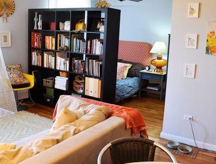 30平米一居室小户型装修图