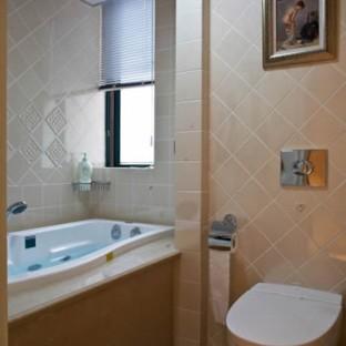 小卫生间瓷砖阳角线效果图 高清图片