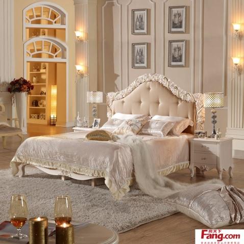 欧式风格卧室豪华装修效果图大全2012图片图片