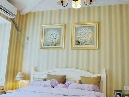 东南亚风格80平米小户型卧室吊灯装修