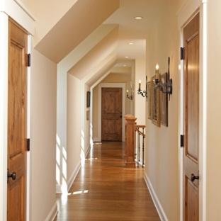 别墅木地板效果图大全用木地板装修的别墅客厅效果图图片13