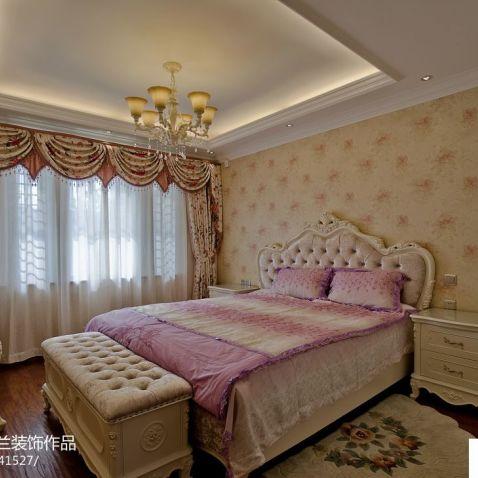 欧式风格主卧室吊顶装修效果图大全2013图片图片