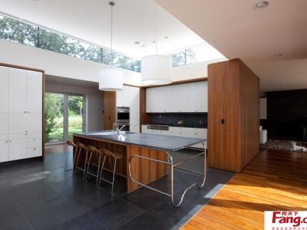 农村自建小别墅厨房图片