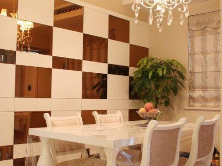 小餐厅欧式吊灯设计效果图