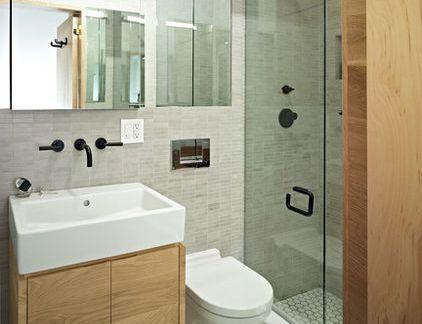 卫生间洗脸盆柜组合图片大全