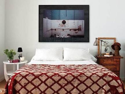 2013小面积卧室设计效果图
