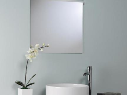 简约卫生间镜前灯装修图片