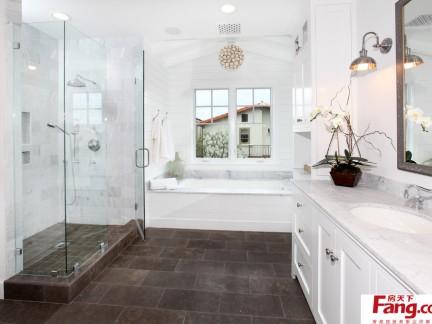 图纸卫生间淋浴房装饰效果图别墅网v图纸购别墅图片