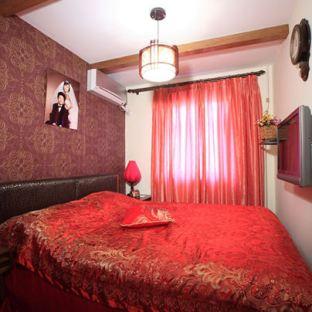 小平米婚房卧室装修效果图图片