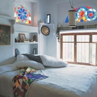 北欧主卧室装修效果图图片