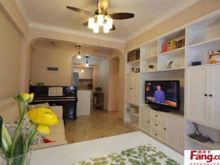 家装小户型客厅家具图片