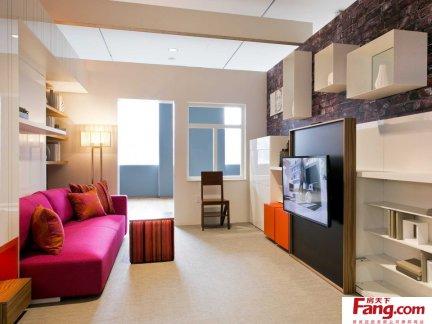 40平小居室装修