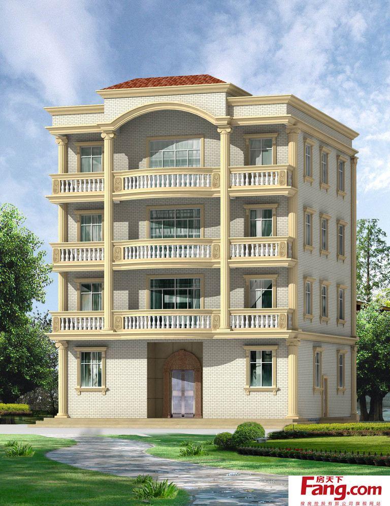 新农村自建房设计图图片
