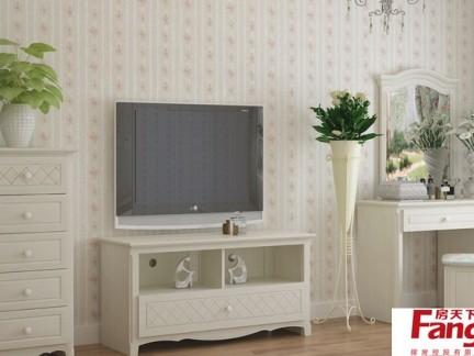 韩式客厅电视柜家具图片