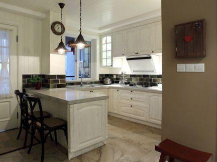 现工美式风格厨房吊灯设计