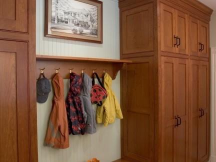 2013欧式鞋柜进门玄关装修效果图图片