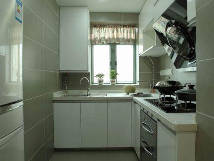小厨房装修设计图片欣赏