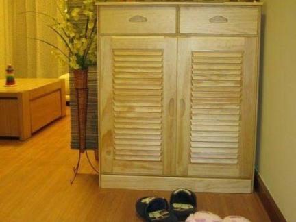 进门鞋柜设计图片大全