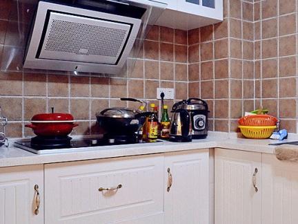 厨房瓷砖搭配效果图片欣赏